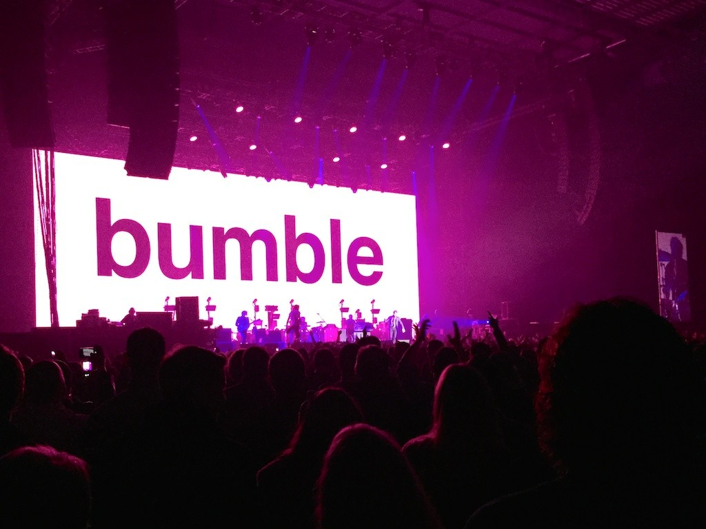 Kasabian at Leeds Arena