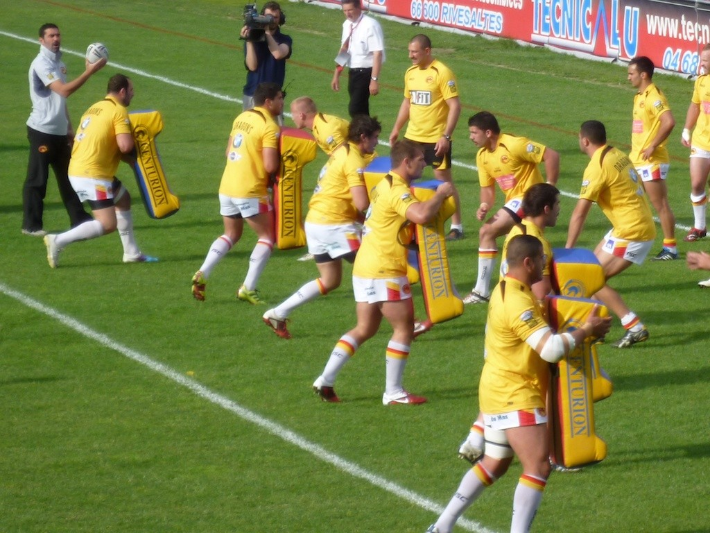 Super League - Perpignan, France - Home of the Catalans Dragons