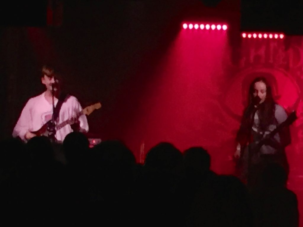 The Orielles at Off The Record, Manchester